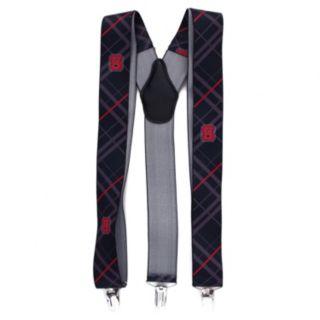 Men's North Carolina State Wolfpack Oxford Suspenders