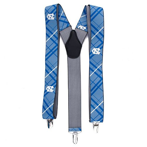 Men's North Carolina Tar Heels Oxford Suspenders