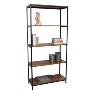 Carolina Forge Brayden Bookcase