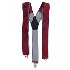 Men's South Carolina Gamecocks Oxford Suspenders