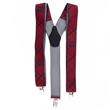 Men's South Carolina Gamecocks Oxford Suspenders
