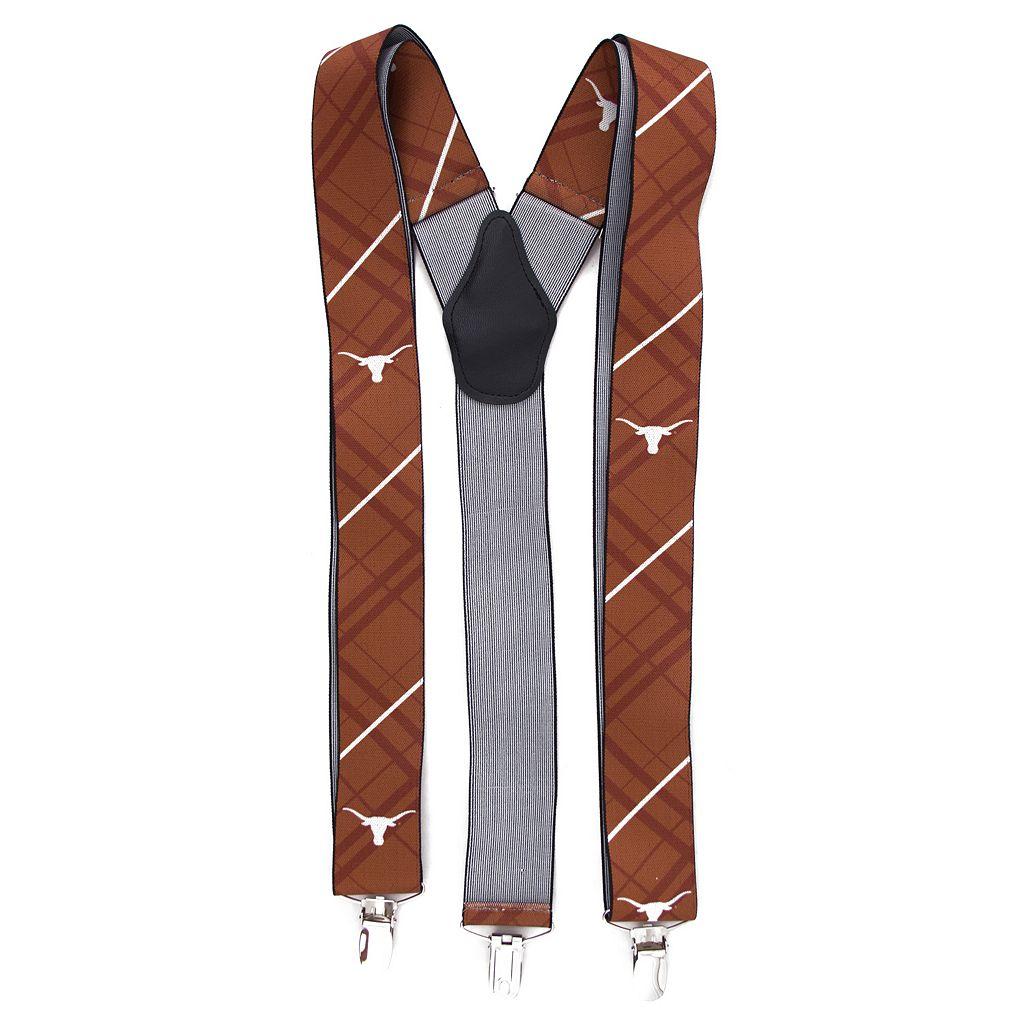 Men's Texas Longhorns Oxford Suspenders