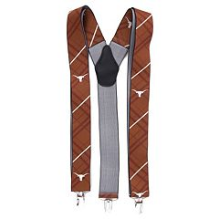 Men's Texas Longhorns Oxford Suspenders