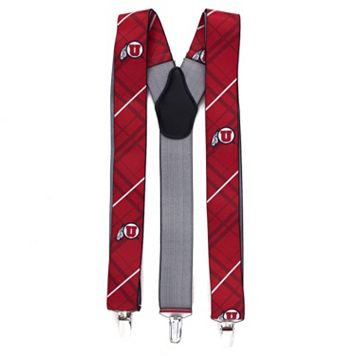 Men's Utah Utes Oxford Suspenders
