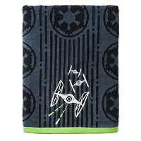 Star Wars Home Tie Fighter Bath Towel