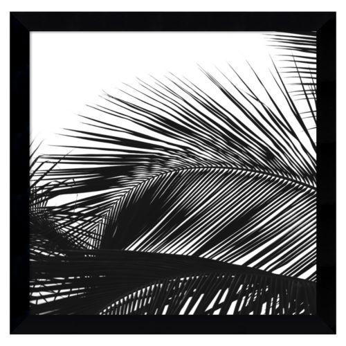 ''Palms 13'' Framed Wall Art