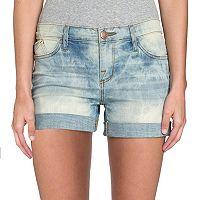 Women's Rock & Republic® Acid-Wash Jean Shorts