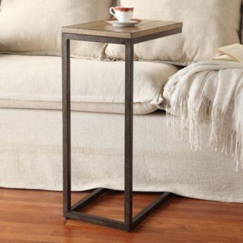 Carolina Forge Aggie Computer Tray Table