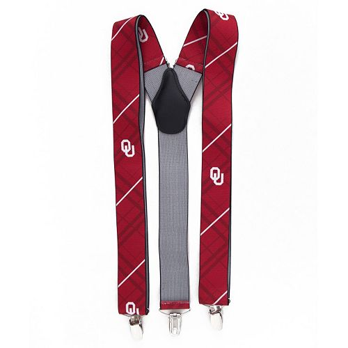 Men's Oklahoma Sooners Oxford Suspenders