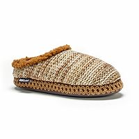 MUK LUKS Women's Lucia Knit Clog Slippers