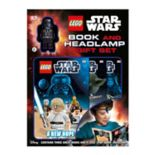 LEGO Star Wars Book and Headlamp Gift Set