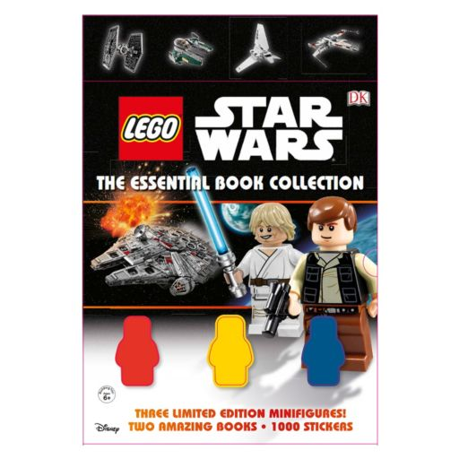 LEGO Star Wars Essential Book Collection