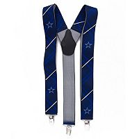 Men's Dallas Cowboys Oxford Suspenders