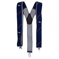 Men's Denver Broncos Oxford Suspenders