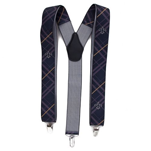 Men's New Orleans Saints Oxford Suspenders