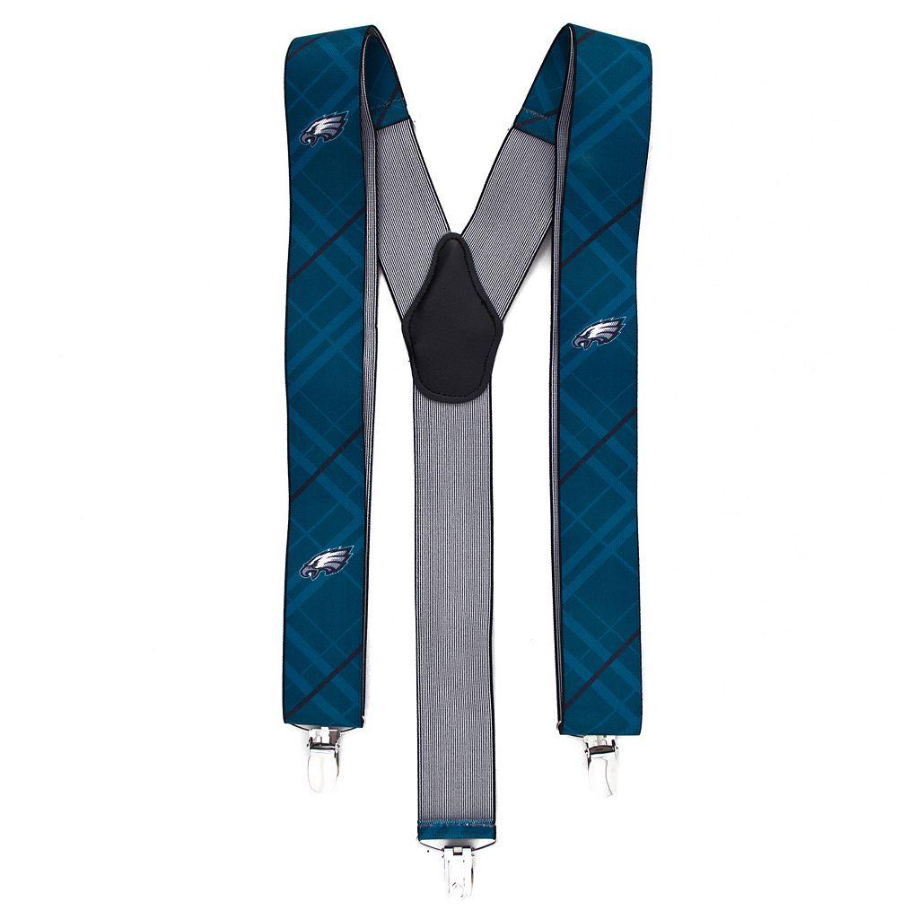 Men's Philadelphia Eagles Oxford Suspenders