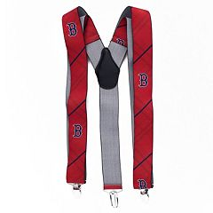 Men's Boston Red Sox Oxford Suspenders