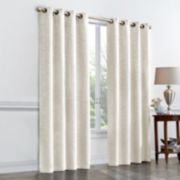 Regent Court 1-Panel Hayden Room Darkening Window Curtain