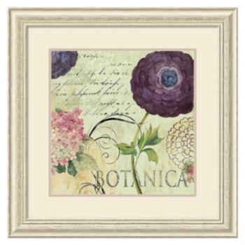 ''Botanica'' Framed Wall Art