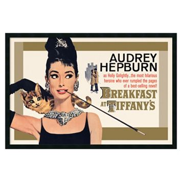 Breakfast At Tiffany's Framed Wall Art