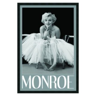 Marilyn Monroe Ballerina Framed Wall Art