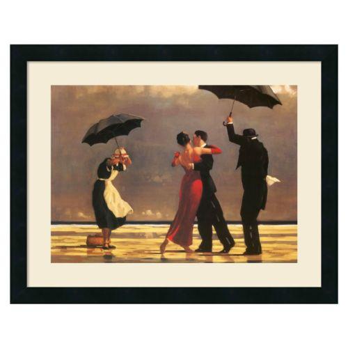 """The Singing Butler"" Framed Wall Art"