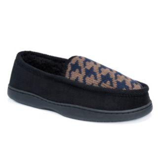 MUK LUKS Men's Henry Loafer Slippers