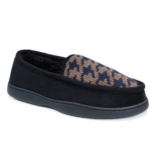 huge surprise cheap online free shipping fashionable MUK LUKS Men's Henry Loafer ... Slippers brOdItt1P