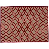 Nourison Aloha Geo Diamond Indoor Outdoor Rug