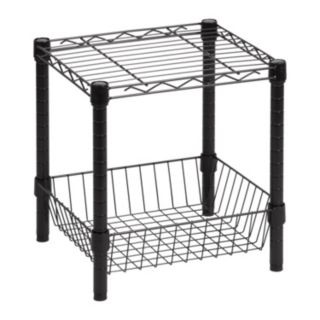 Honey-Can-Do Urban Table with Basket