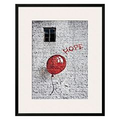 Art.com ''Hope'' Framed Wall Art