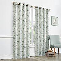 Regent Court Gardenia Jacquard Room Darkening Curtain