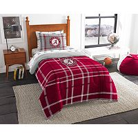 Alabama Crimson Tide Soft & Cozy Twin Comforter Set by Northwest