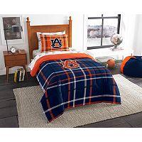 Auburn Tigers Soft & Cozy Twin Comforter Set by Northwest