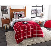 Georgia Bulldogs Soft & Cozy Twin Comforter Set by Northwest