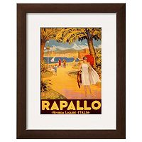 Art.com ''Rapallo'' Framed Wall Art