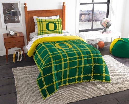 Oregon Ducks Soft & Cozy Twin Comforter Set by Northwest