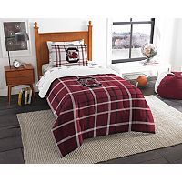 South Carolina Gamecocks Soft & Cozy Twin Comforter Set by Northwest