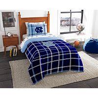North Carolina Tar Heels Soft & Cozy Twin Comforter Set by Northwest