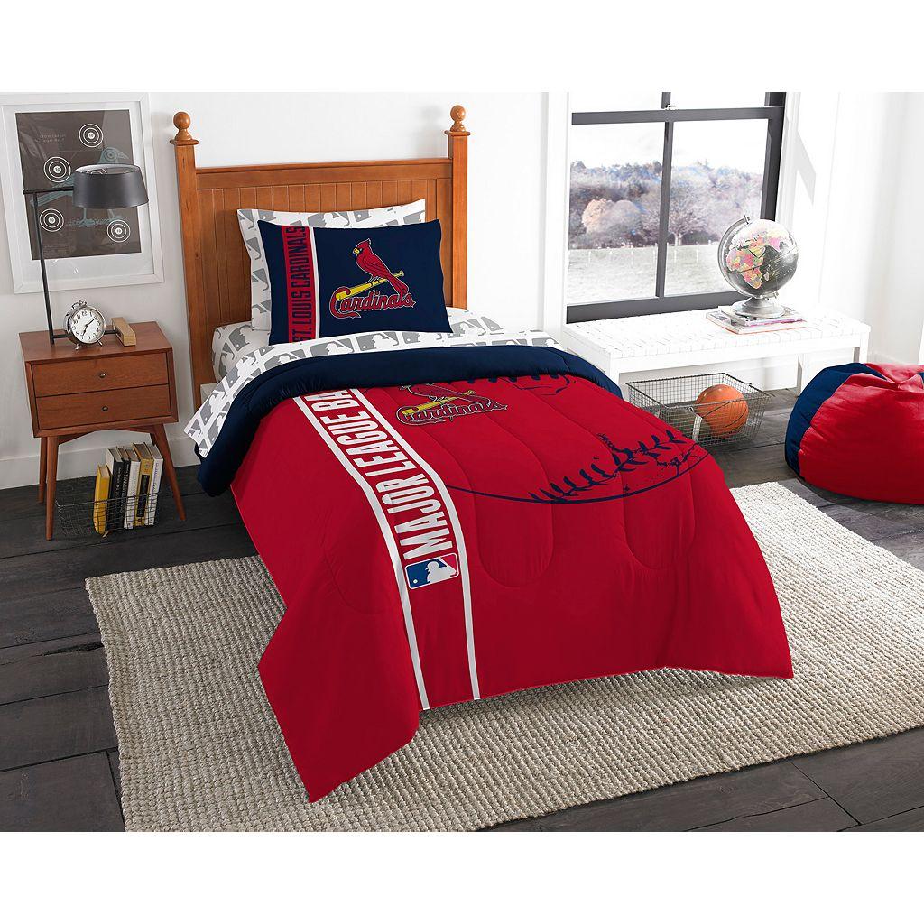 St. Louis Cardinals Soft & Cozy Twin Comforter Set by Northwest