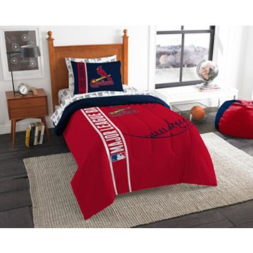 St. Louis Cardinals Soft & Cozy Twin Comforter Set by Northwest