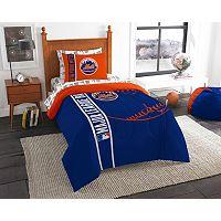New York Mets Soft & Cozy Twin Comforter Set by Northwest