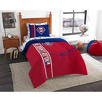 Philadelphia Phillies Soft & Cozy Twin Comforter Set by Northwest
