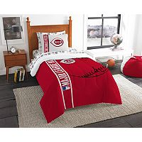 Cincinnati Reds Soft & Cozy Twin Comforter Set by Northwest