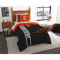 San Francisco Giants Soft & Cozy Twin Comforter Set by Northwest