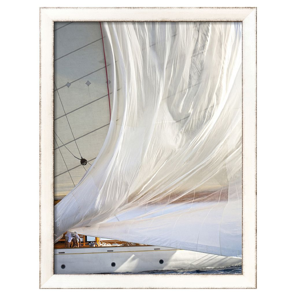 Art.com ''Les Voiles de Saint Tropez'' Framed Wall Art