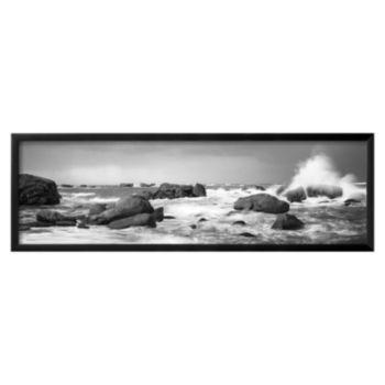 Art.com ''Vent d'Ecume'' Framed Wall Art
