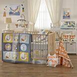 Lolli Living The Woods 4-pc. Crib Bedding Set