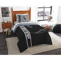 Chicago White Sox Soft & Cozy Twin Comforter Set by Northwest