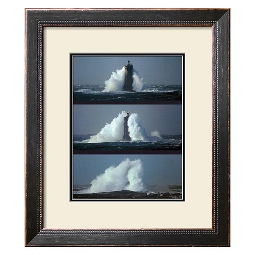 Art.com ''Le Phare du Four III'' Framed Wall Art